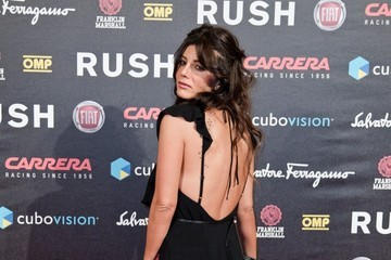 Giovanna Rei 'Rush' Premieres in Rome — Part 2
