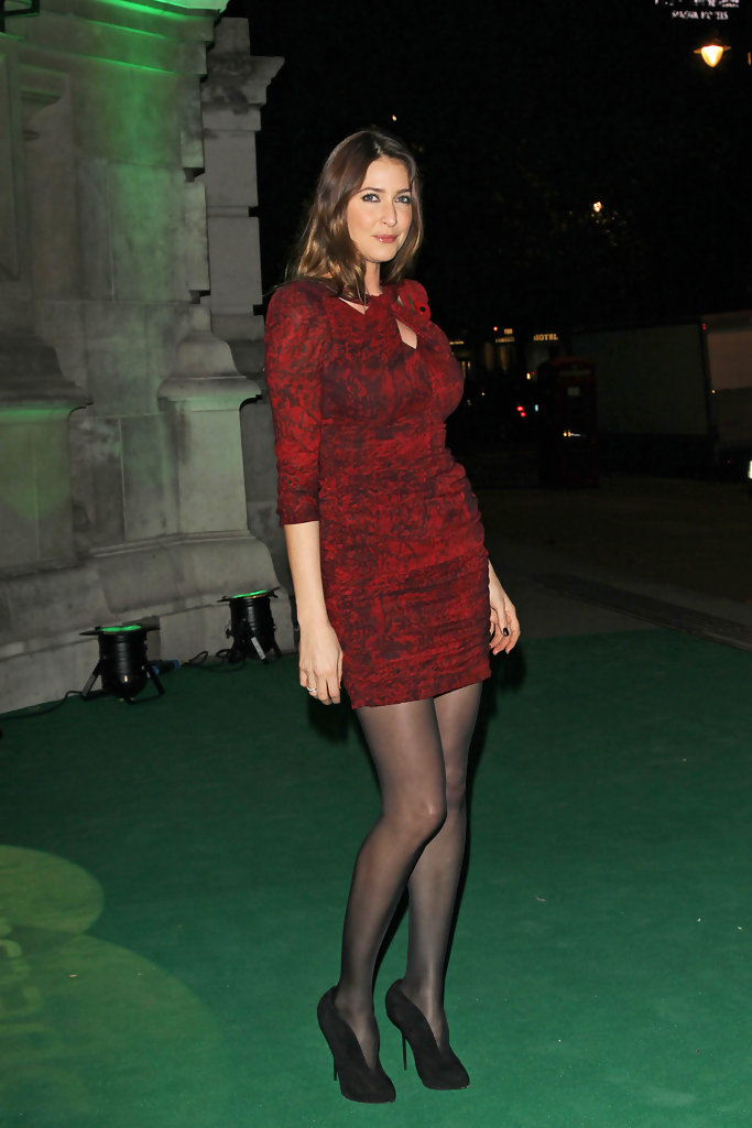 foto de Lisa Snowdon in Gok Wan arrives at the Specsavers Spectacle Wearer of the Year Awards in London