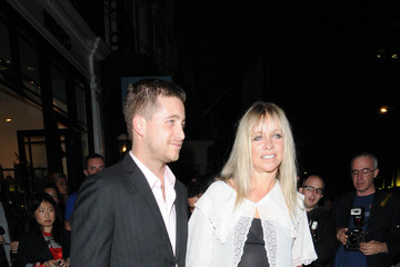"""Tyrone Wood Gwyneth Paltrow at Stella McCartney's London store for the """"Fashion's Night Out"""" event"""