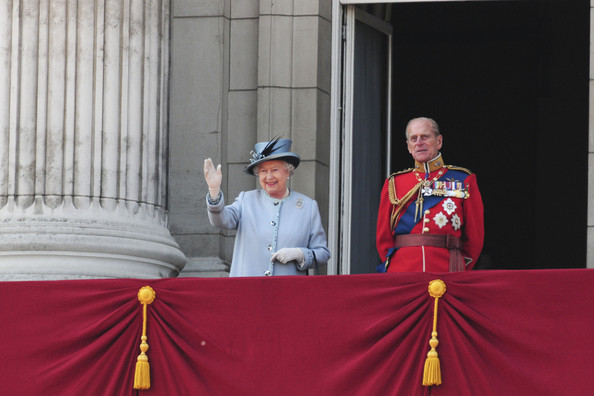 Trooping the Color for the Queen 7