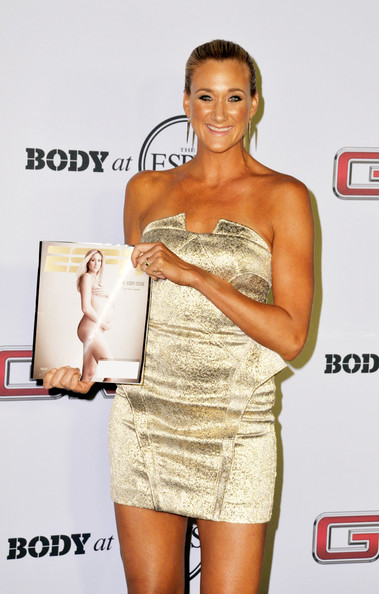 Arrivals at ESPN The Magazine's Body Issue