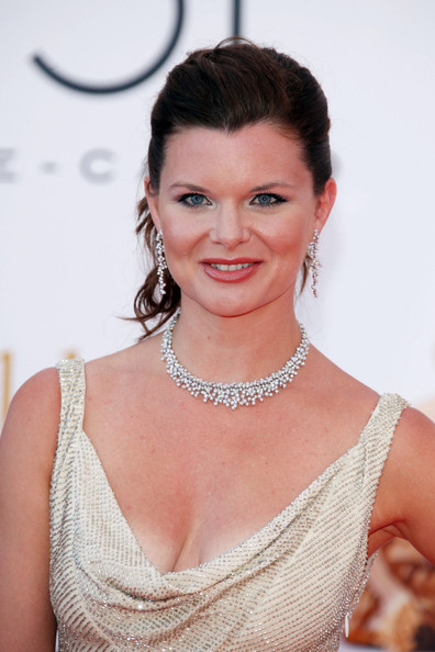 heather tom feet