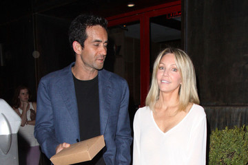 Heather Locklear Heather Locklear Hangs Out with a Friend