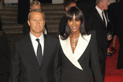 Vladislav Doronin and Naomi Campbell arrive for Royal World Premiere of 'Skyfall' held at the Royal Albert Hall.**UK, IRELAND, DUBAI, USA AND CANADIAN USE ONLY** Photograph: ©  ZTimages.