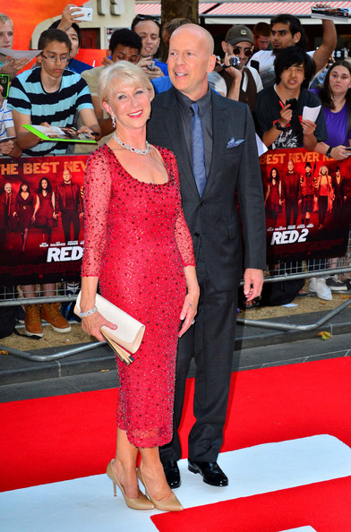 'Red 2' Premieres in London