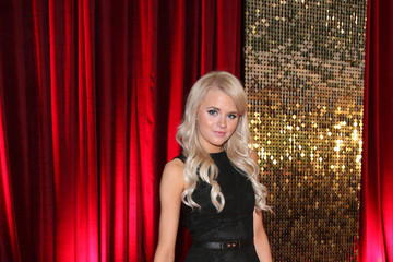 Hetti Bywater Arrivals at the British Soap Awards