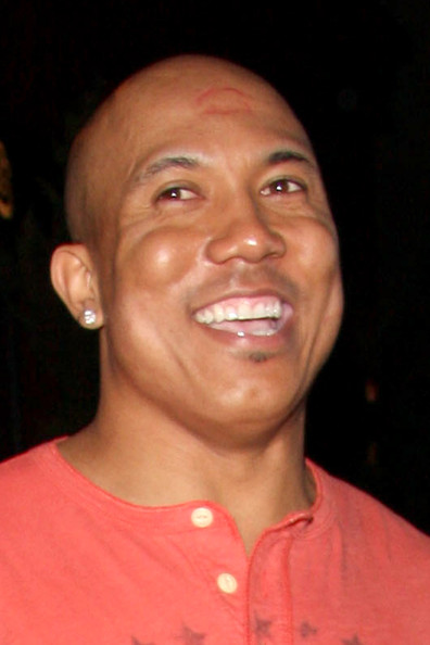 hines ward dancing with the stars. Hines Ward A lipstick
