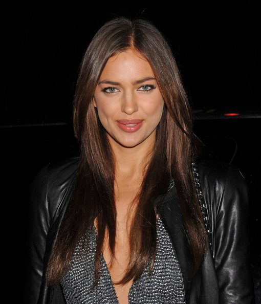 Irina Shayk Zimbio Irina Shayk Arrives at The Quot
