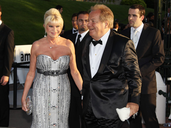 Ivana Trump Photos Photos The 2010 Amfar S Cinema Against Aids