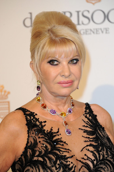 Ivana Trump Photos Photos The De Grisogono Party At Cannes Zimbio