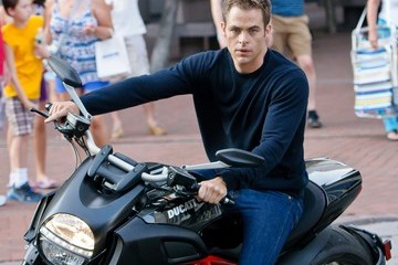 Jack Ryan Chris Pine Films 'Jack Ryan'