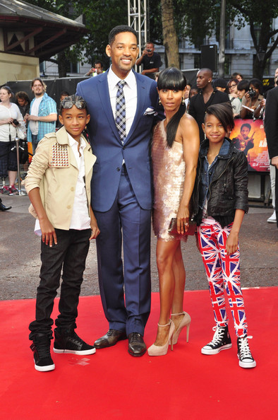 will smith and jada pinkett smith kids. Willow Smith Will Smith, Jada