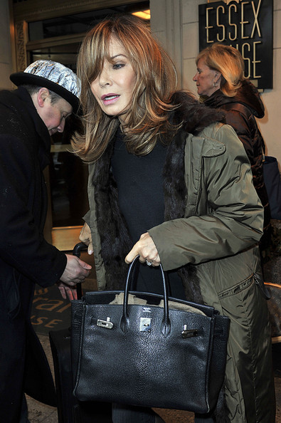 Jaclyn Smith at the Essex House Hotel []