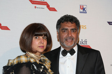 James Caan (entrepreneur) Arrivals at the NatWest UK Fashion and Textile Awards — Part 2