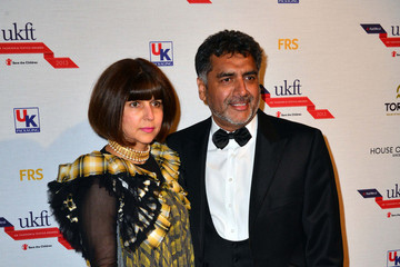 James Caan (entrepreneur) Arrivals at the NatWest UK Fashion and Textile Awards