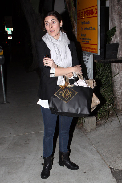 Jamie lynn sigler leaving the nine zero one salon in west for 2 the nines salon