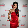 Jasmine Trias Christopher Rich attends the 14th annual Canon USA and The National Center For Exploited Children Benefit Fundraiser in Las Vegas