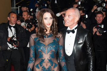 Jean-Claude Jitrois Arrivals at the Cannes Opening Ceremony — Part 3