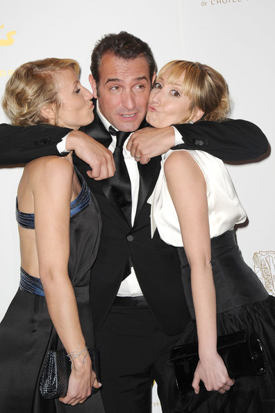 Jean dujardin audrey lamy photos photos stars at the for Alexandra dujardin