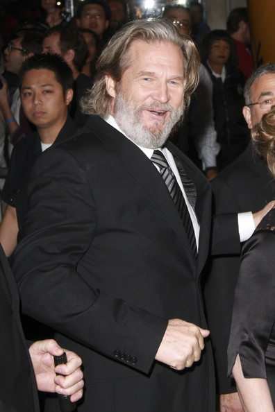jeff bridges tron legacy. Jeff Bridges at quot;TRON: Legacyquot;