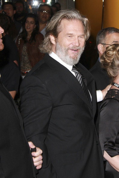 tron jeff bridges young. Jeff Bridges at quot;TRON: Legacyquot;