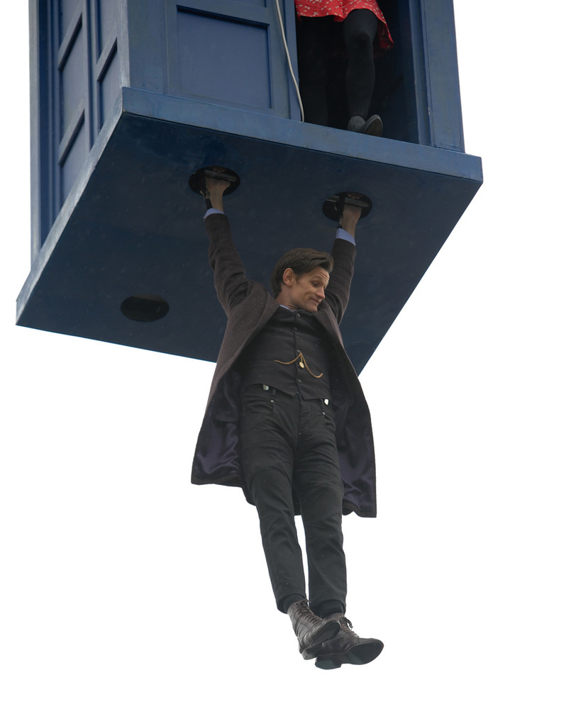 Jenna Louise Coleman Photos Photos Doctor Who Films In