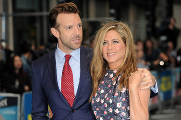 Jennifer Aniston Jason Sudeikis Arrivals at the 'We're the Millers' Premiere