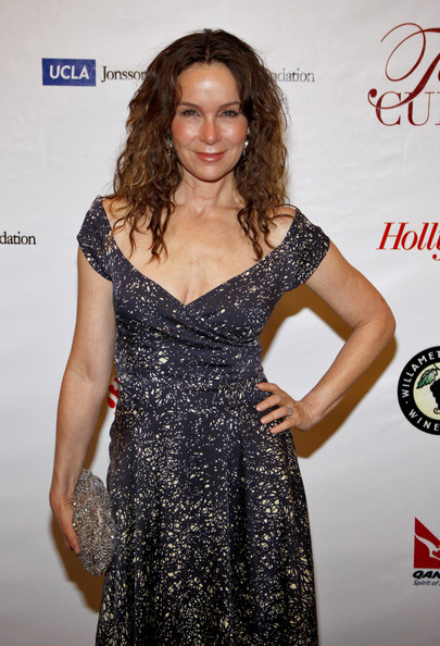 Jennifer grey jennifer grey at the taste for a cure 2011 held at the