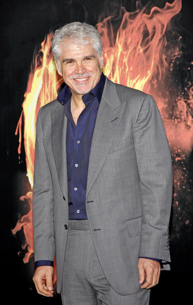 "Gary Ross at the Los Angeles premiere of ""The Hunger Games"" held at the Nokia Theatre L.A. Live, Los Angeles."
