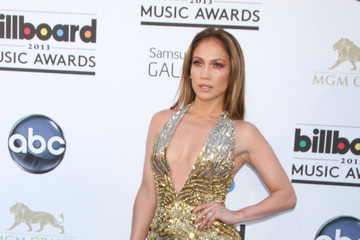 Jennifer Lopez Arrivals at the Billboard Music Awards