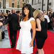 """Jenny Powell Billi Mucklow at the London red carpet premiere of """"Keith Lemon: The Film"""""""