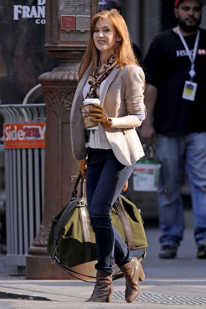 free Isla Fisher Now You See Me Water