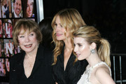 """Shirley MacLaine, Julia Roberts and Emma Roberts at the """"Valentine's Day"""" premiere held at the Grauman's Chinese Theatre in Hollywood."""