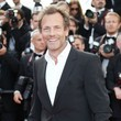 Stephane Freiss Celebs at the 'Lawless' Premiere in Cannes