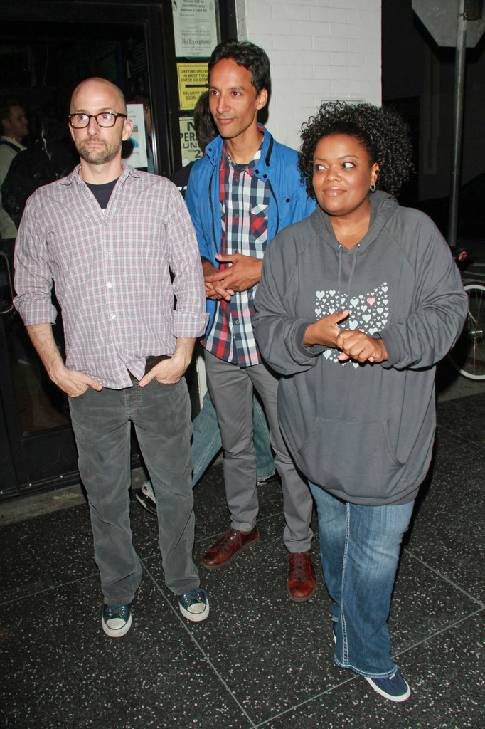 Yvette Nicole Brown Pictures - 'Community' Stars at the iO West ...