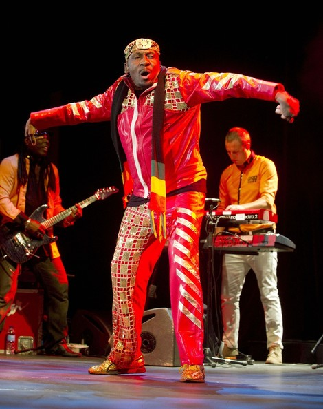 Singer Jimmy Cliff performs in concert at the Summers of La Villa series at the Price Circus Theater.