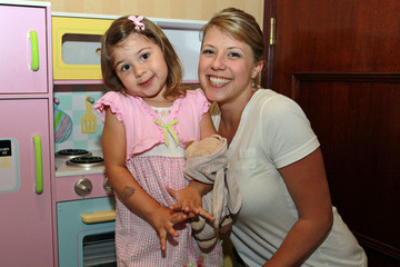 Jodie Sweetin Celebs at the Pre-Emmy Parenting Lounge