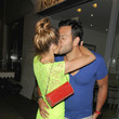 Joe Fournier Chloe Simms and Her Boyfriend Out Late in London — Part 2