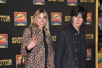 John Squire Celebs at the  'Led Zeppelin: Celebration Day' Premiere in London
