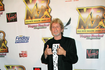 Jon Anderson Arrivals at the Vegas Rocks! Magazine Awards