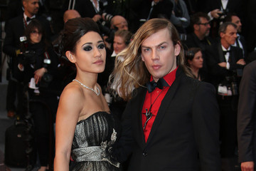 Josephine Jobert Christophe Guillarme Arrivals at the Cannes Opening Ceremony