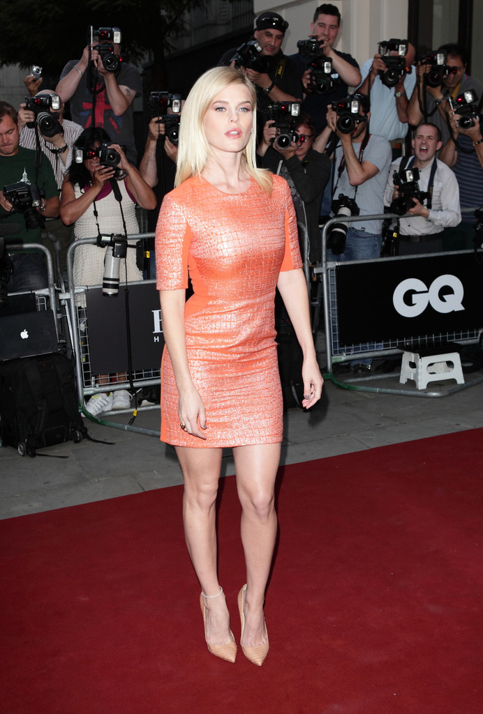 Alice Eve Photos Photos Red Carpet At The Gq Men Of The