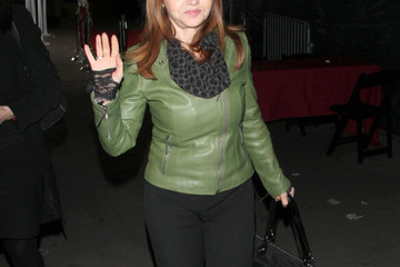 Judy Tenuta Celebs at the Carol Burnett Awards
