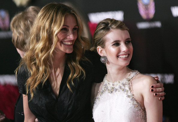julia roberts and emma roberts. Julia Roberts and Emma Roberts