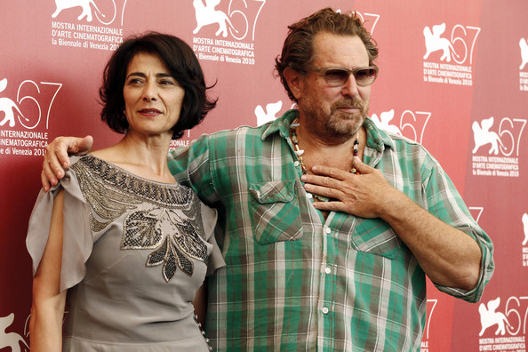 Director Julian Schnabel at the Photocall for 'Miral'  []