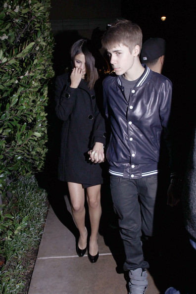 justin bieber and his girlfriend selena gomez. Justin Bieber and Selena Gomez