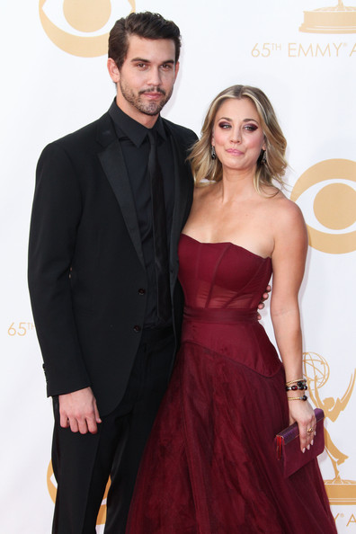 Kaley Cuoco - Arrivals at the 65th Annual Primetime Emmy Awards