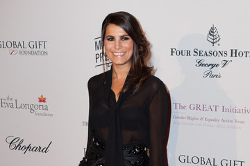 Karine Ferri Arrivals at the Global Gift Gala