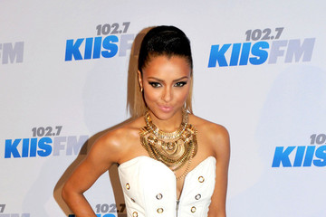 Kat Graham Stars at the Jingle Ball