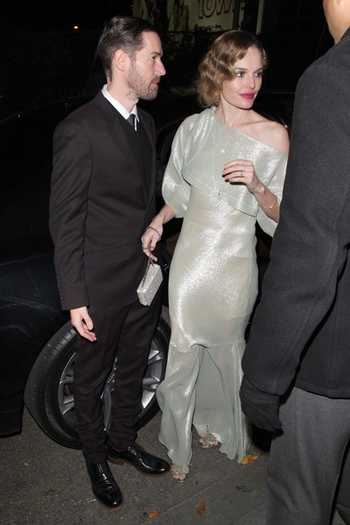 Kate Bosworth - Stars at Chateau Marmont